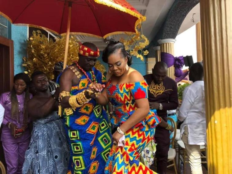 See First PHOTOS from Adom FM's Captain Smart and His US ...