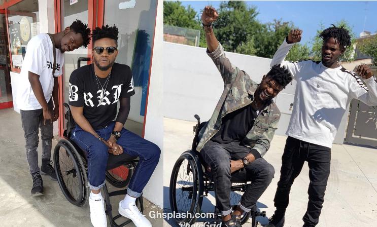 Fameye and Ogidi Brown
