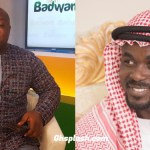 Omanhene Kwabena Asante and Nana Appiah Mensah