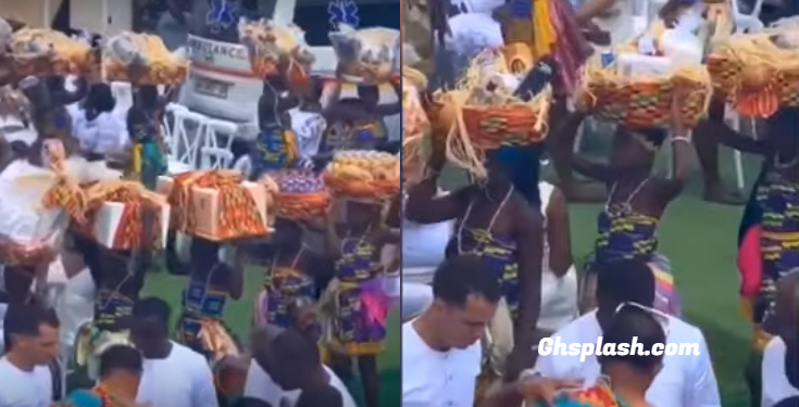 Check out the unending gifts that Adwoa Safo's husband presented her