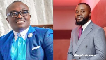 Bola Ray (left) and Jon Germain (right)