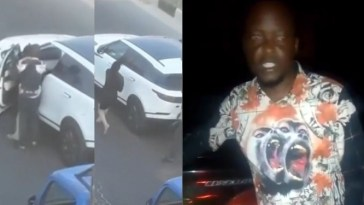 Man Who Bashed Bobrisky's New Range Rover Spent Night In Cells