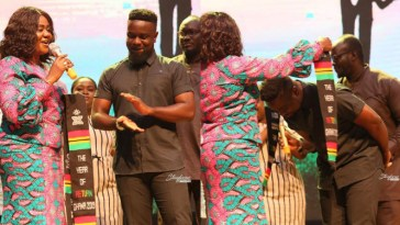 Sarkodie named Ambassador for Year of Return