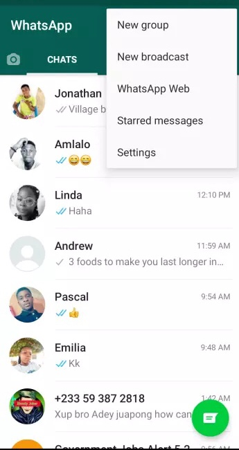 IT Specialist shows 5 smart ways to see your Partners WhatsApp messages on your phone - Check Out 3