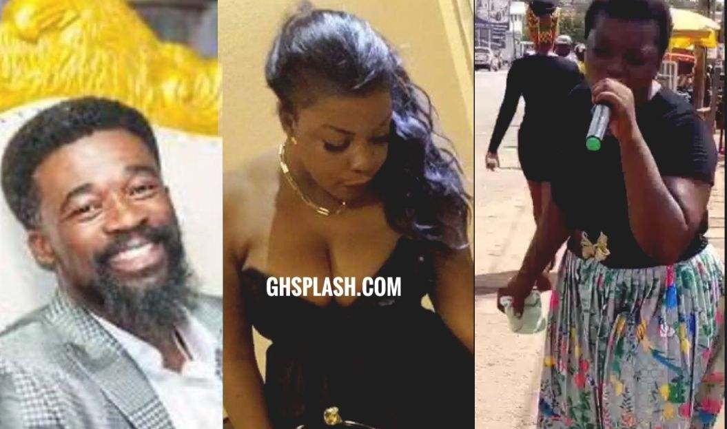 I was living a wayward life when I got pregnant for the pastor - Gloria Kani confesses (Video)