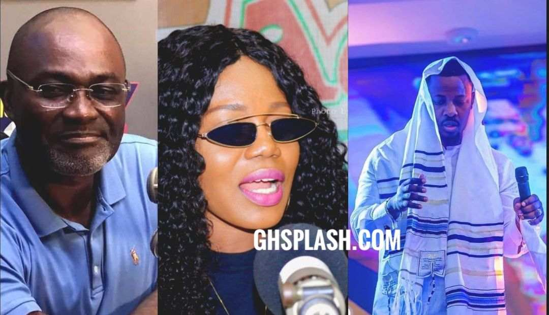 I called Ken Agyapong to tell him about my painful experience with Nigel Gaisie - MzBel (Video)