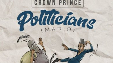 Photo of [Music] Crown Prince – Mad O