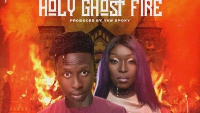 Photo of Cryme Officer – Holy Ghost Fire ft Eno Barony (Prod. by Yaw Spoky)