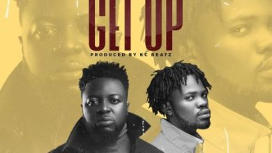 Photo of Guru – Get Up Ft Fameye (Prod. by KC Beatz)