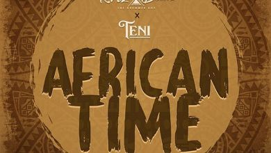 Photo of [Music] Krizbeatz Ft. Teni – African Time