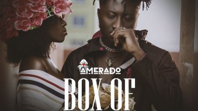 Photo of Amerado – Box Of Memories (Prod. by Azee Burner)
