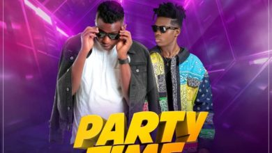 Photo of Lord Morgan – Party Time Ft Strongman