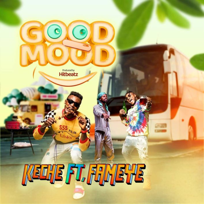 Keche – Good Mood Ft Fameye