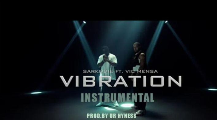 Vibration Instrumental by Sarkodie Ft Vic Mensa