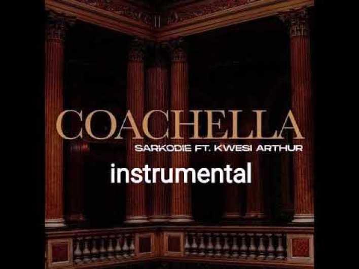 Coachella Instrumental by Sarkodie Ft Kwesi Arthur