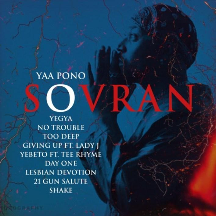Yebeto by Yaa Pono Ft Tee Rhyme (Sovran Album)