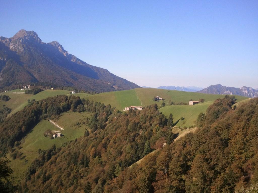 Panorama Passo Zambla