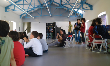 Stem in the City 2018: Coderdojo Milano in Fondazione Prada