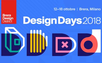 Un doppio laboratorio per i Brera Design Days