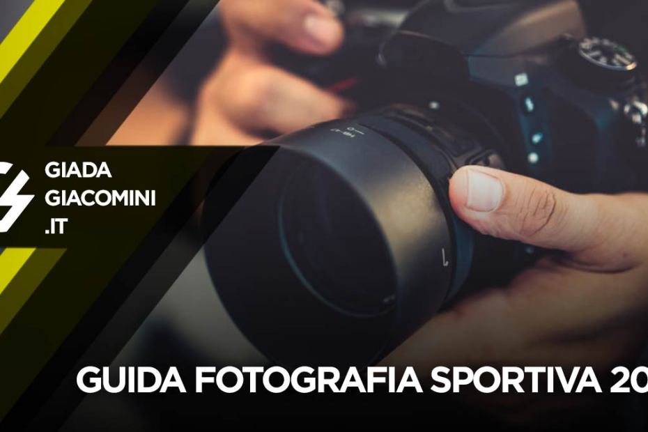 guida fotografia sportiva 2020