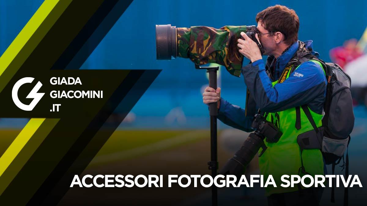 Accessori Fotografia Sportiva