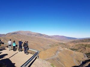 Passo Tizi n Tichka Alto Atlante Marocco