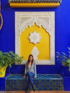 giardini majorelle marocco