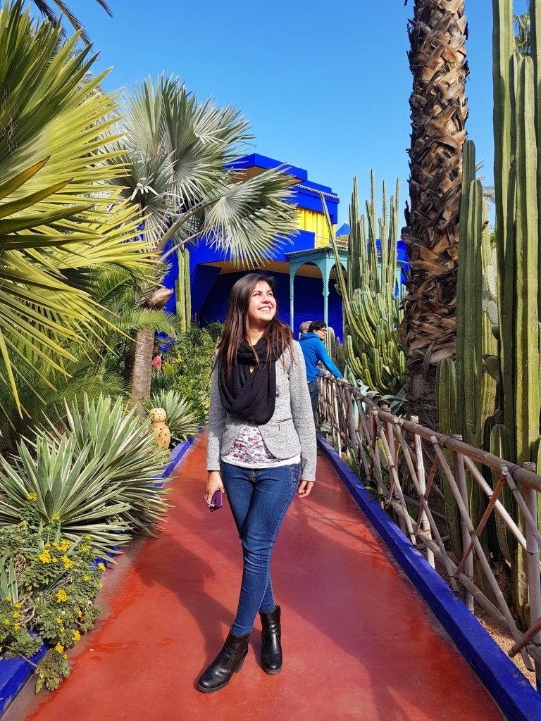 io giardini majorelle marocco