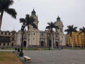 Cattedrale Plaza de Armas Lima