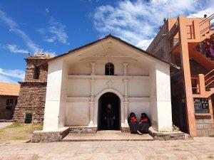 chiesa di taquile