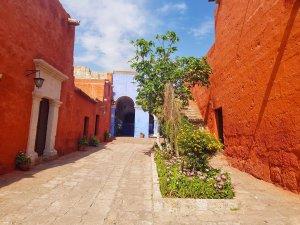 il monastero di arequipa