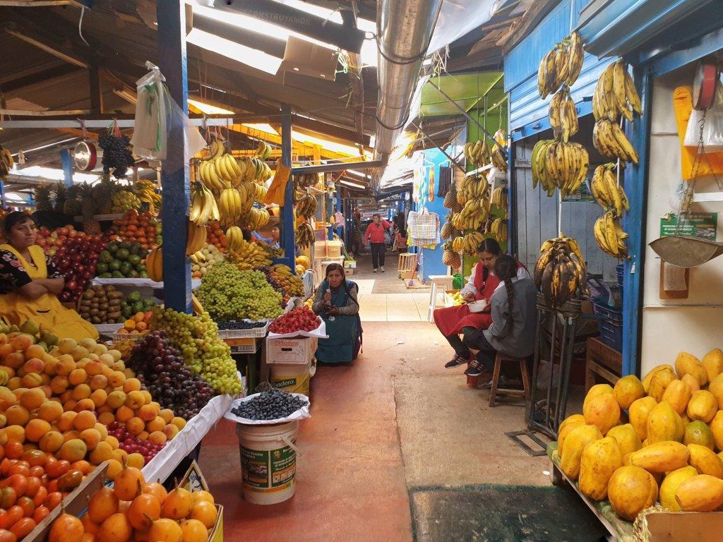 mercato di wanchaq