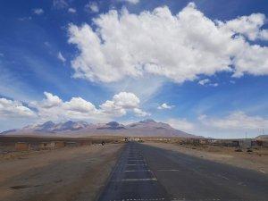 strada da arequipa a chivay