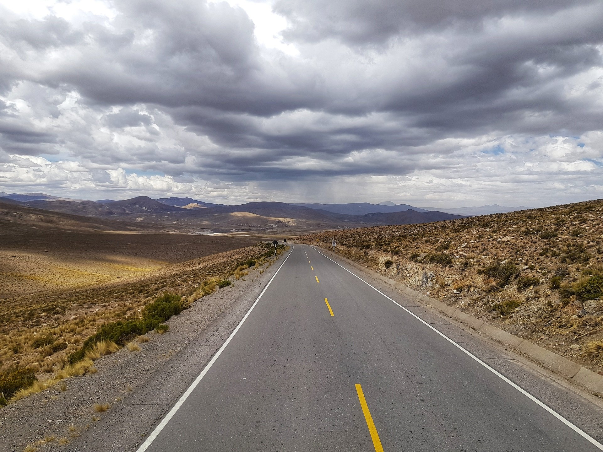 strada fino a chivay