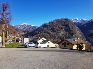 Parcheggio Baiedo fino Rifugio Riva