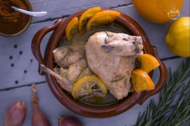 Risultati immagini per immagine pollo al profumo di agrumi