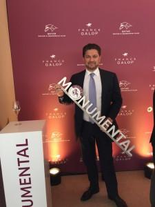 Qatar Arc De Triomphe 2015 Giampaolo Lo Conte