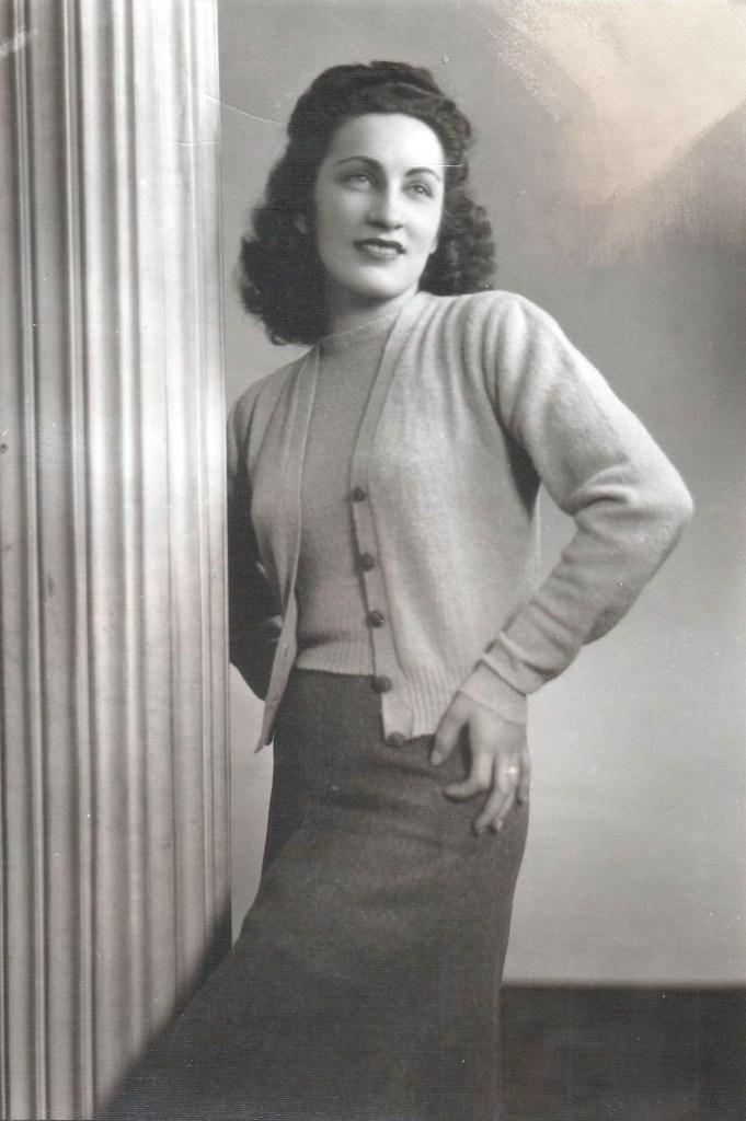Young Irma Scenna