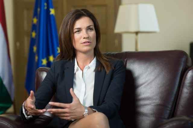 Unione Europea, Judith Varga ministro della giustizia ungherese censurata