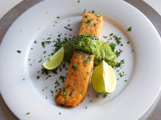 salmon-with-salsa-verde