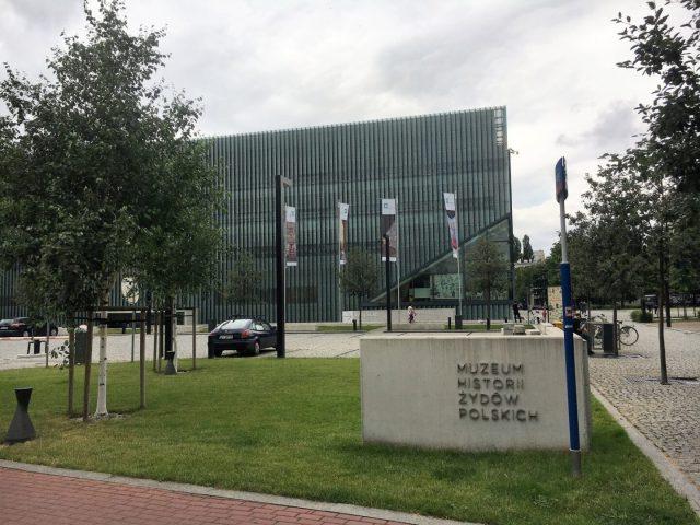 POLIN Museun of the history of Polish Jews