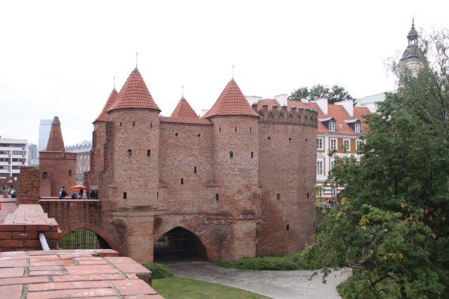 Old town castle