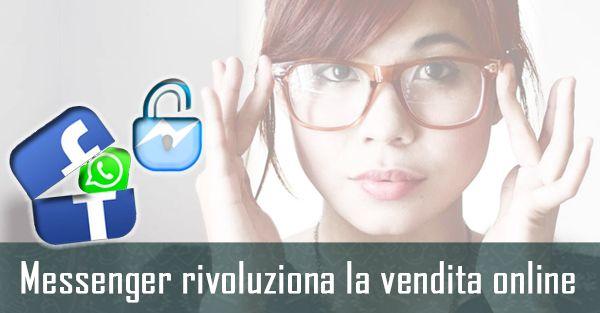 Scarica Messenger: rivoluzione vendita online con SO Messenger