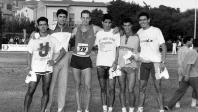 Photo of Le immagini dell'Atletica Sarda degli anni '90