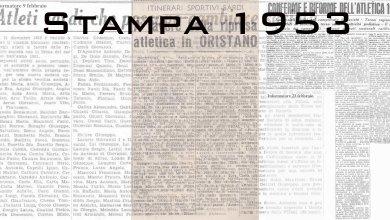 Photo of Il 1953 sugli organi di stampa