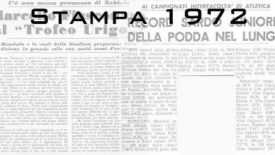 Photo of Il 1972 sugli organi di stampa