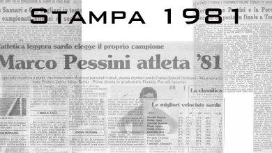 Photo of Il 1981 sugli organi di stampa