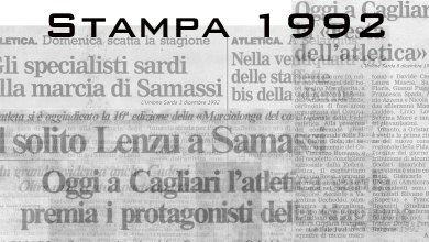Photo of Il 1992 sugli organi di stampa