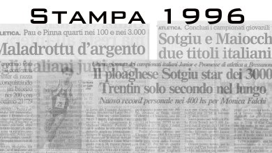 Photo of Il 1996 sugli organi di stampa