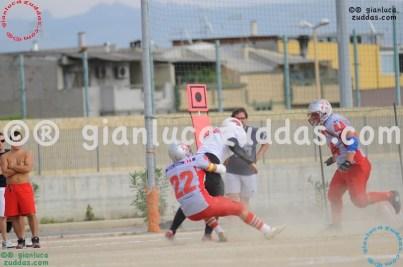 Crusaders Cagliari vs Daemons Martesana, 6-48, 16 ottobre 2011 102
